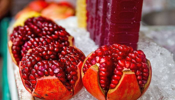 Cold Fruits For Body