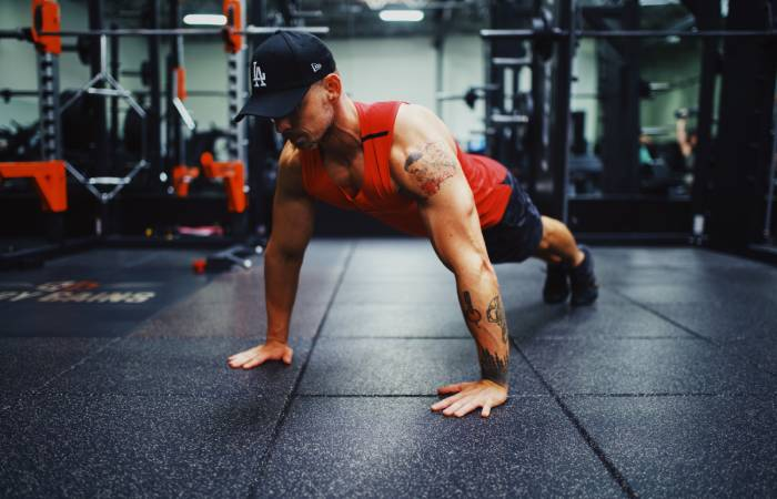 Benefits of doing pushups every day