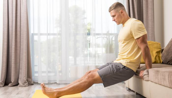 Full Body Workout Everyday At Home
